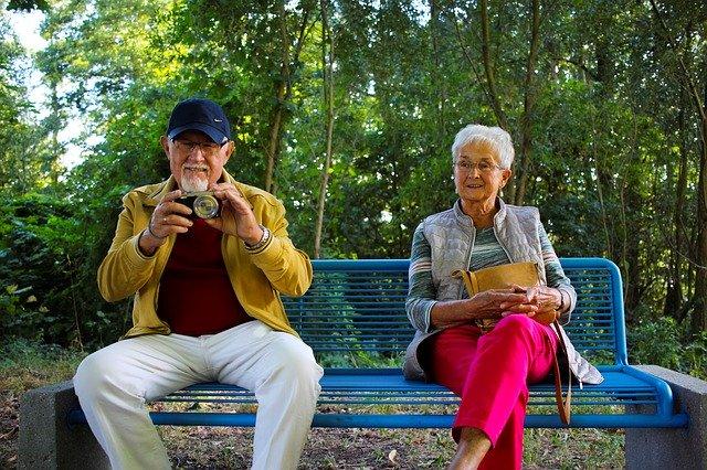 Dekoracje na dzień babci i dziadka