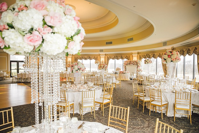 Kwiaty na wesele – jakie wybrać?