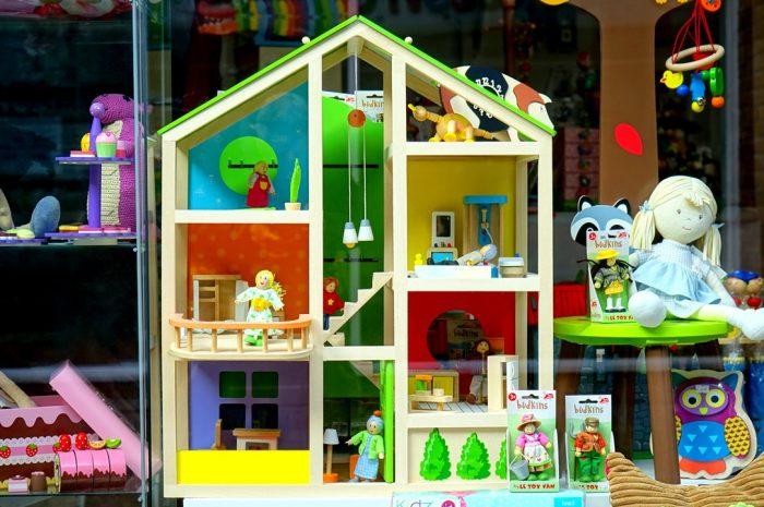 Zabawki wspierające rozwój 5-latka