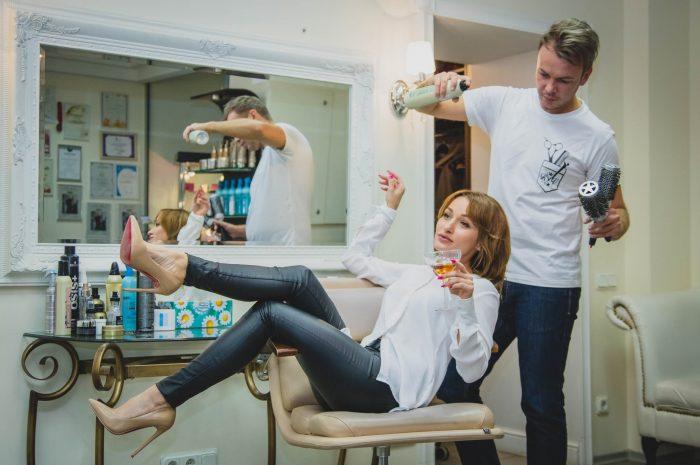 Sklep dla fryzjerów
